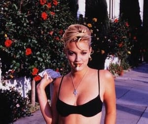 drew barrymore, 90s, and indie image
