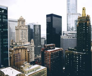 buildings, skyscrapers, and tumblr image