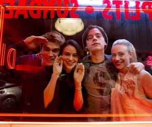 riverdale, Archie, and jughead image