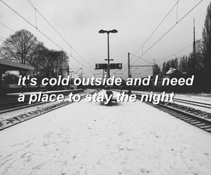 cold, lyric, and station image