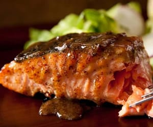 food, salmon, and recipes image