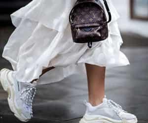 fashion, Louis Vuitton, and monogram image