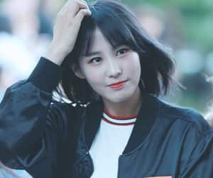 kpop, kyungwon, and beauty image