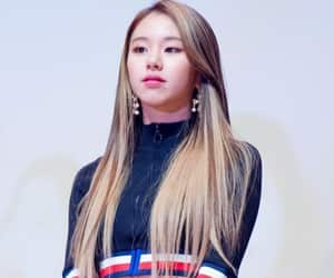 asian, twice chaeyoung, and beauty image