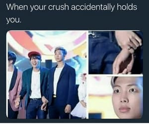 funny, bts, and namjoon image