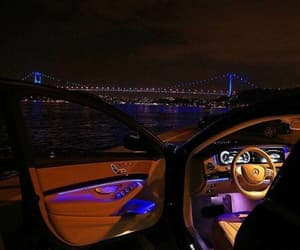car and istanbul image