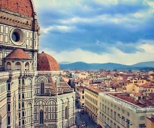 italia, nuvole, and bello image