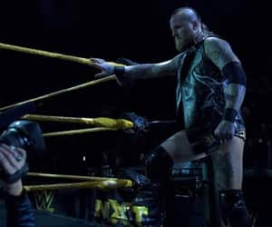 aleister black and wwe image