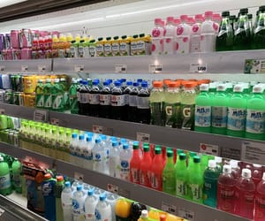 beverages, drinks, and korea image