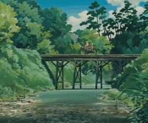 anime, ghibli, and tonari no totoro image