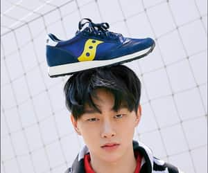 blue, sports, and hyunbin image