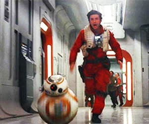 gif, star wars, and bb-8 image