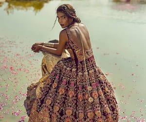 fashion, dress, and india image