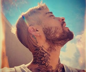 zayn, zayn malik, and tattoo image