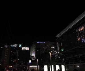 aesthetic, city, and night image