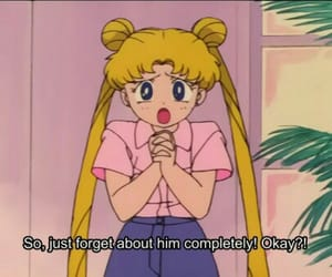 sailor moon and aesthetic image