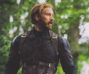 Marvel, chris evans, and captain america image