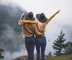 friendship and travel image