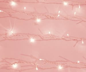 pink, light, and wallpaper image