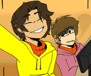 paul, patryk, and eddsworld image