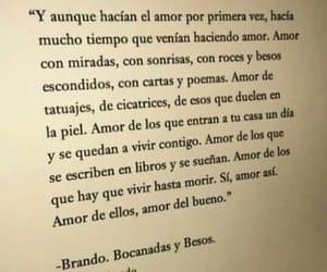 amor, Besos, and desamor image