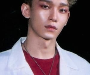 aesthetic, exo, and Chen image