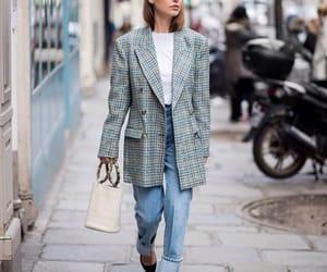 blazer, fashion, and paris image