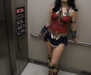 cosplay and wonder woman image