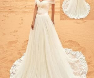 bridal dresses, ivory wedding dresses, and bridal gowns image