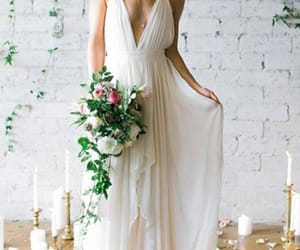wedding gowns, wedding dress, and bridal gowns image