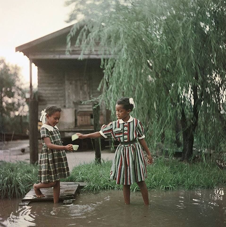 children, games, and nature image