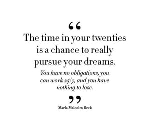 quotes, Dream, and twenties image