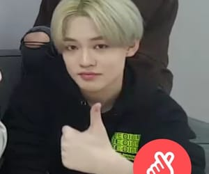 kpop, nct, and chenle image