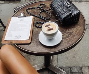 coffee and breakfast image