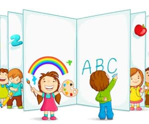 child care, day care, and educational image