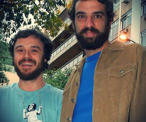 los hermanos, marcelo camelo, and rodrigo amarante image