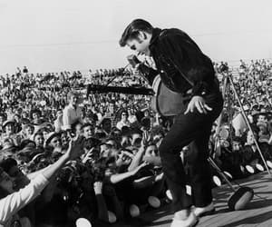 elvis, Elvis Presley, and rock image