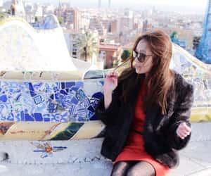 Barcelona, luxury lifestyle, and spain image
