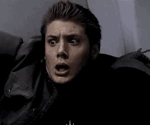 dean winchester, supernatural, and gif image