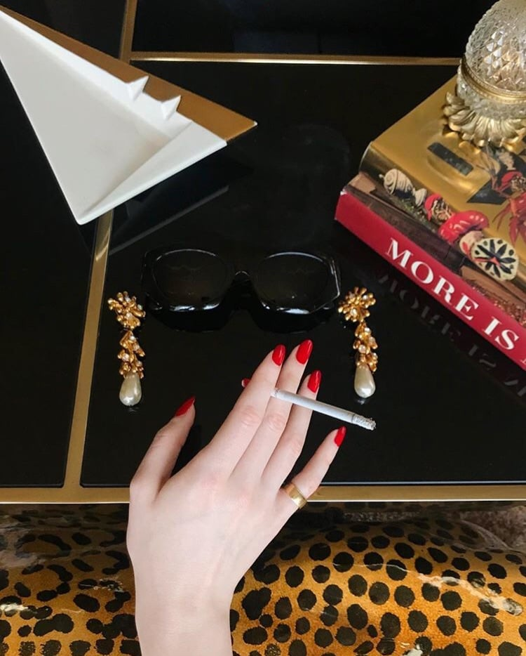cigar, stylish, and classy image