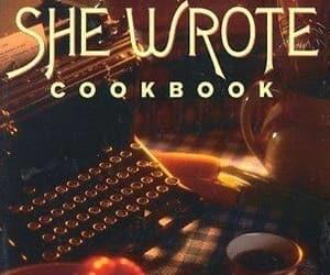 murdershewrote, cookbook, and jessicafletcher image