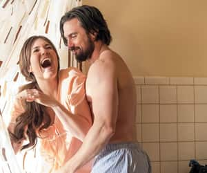 celebrities, mandy moore, and this is us image