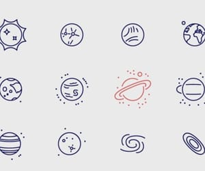 space and planets image