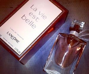cosmetics, la vie est belle, and parfume image
