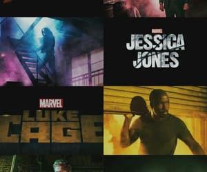 daredevil, Marvel, and iron fist image