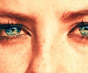 eyes, skin, and Effy image