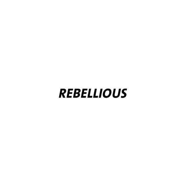 quote and rebel image