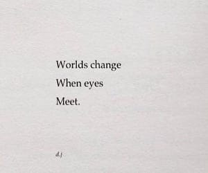 world, book, and eyes image