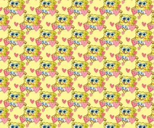 pattern, sponge bob square pants, and wallpaper image