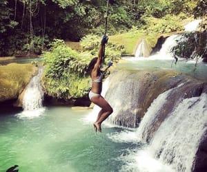 fresh, living, and river fun image